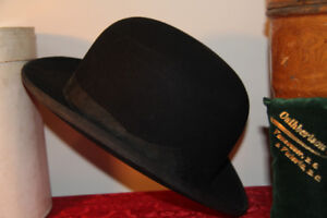 Collectible Bowler Top Hat. Mint condition