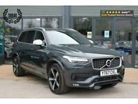 2017 Volvo XC90 2.0 D5 PowerPulse R-Design Auto 4WD (s/s) 5dr SUV Diesel Automat