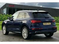 2020 Audi Q5 S line 45 TFSI quattro 245 PS S tronic Semi Auto Estate Petrol Auto