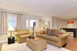 **SPACIOUS 1 BDR BASEMENT SUITE WITH NEW UPGRADES IN PANARAMA**
