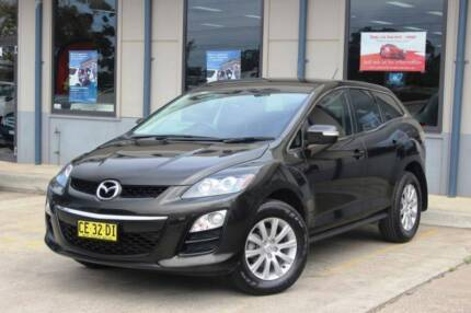 From $94p/w ON FINANCE* 2011 Mazda CX-7 Wagon Blacktown Blacktown Area Preview