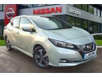 2018 Nissan Leaf 110kW 2.Zero 40kWh 5dr Auto Automatic Hatchback Electric Automa