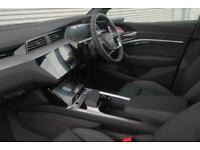 2020 Audi E-TRON SPORTBACK SPECIAL EDITIONS 300kW 55 Quattro 95kWh Launch Editio