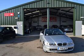2001 BMW 320 2.2i auto 2001MY Ci