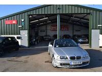 BMW 320 2.2i auto 2001MY Ci