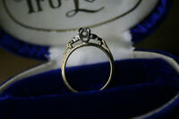 Engagment Ring - Vintage Style