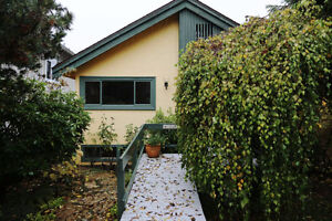 Beautiful Furnished 4 Bedroom VIEW home in West Point Grey!