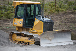JD 550J Dozer : mint condition