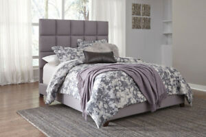 Ashley Queen size upholster bed