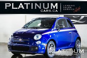 2012 Fiat 500 SPORT/ MANUAL/ BLUETOOTH/ POWER GROUP