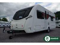Sterling Eccles Elite 565 (T6F), 2016, 4 Berth Touring Caravan
