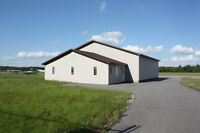 Hangar and Office for Sale or Rent at Muskoka Airport (CYQA)