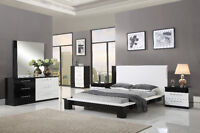 PLATFORM STYLE BEDS WITH CONTEMPORARY LOOKS