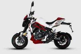2020 SINNIS AKUMA 125 EFI - BUY ONLINE, CONTACTLESS DELIVERY, USED MOTORBIKE