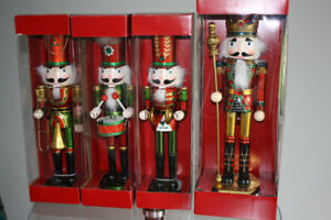 21 inch high Nutcracker figurines - from Bombay Store