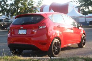 Ford Fiesta 2013 SE hatchback, standard
