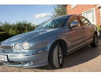 Jaguar X-Type SE D 04 Diesel 2.0 Leather Interior