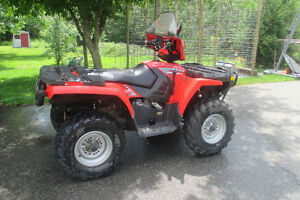 VTT POLARIS SPORTSMAN 500 HO 4X4