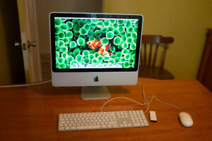 "Apple iMac ""Core 2 Duo"" 2.4 20-Inch (Early 2008)"