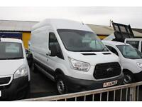Ford Transit 350 H/R P/V LWB-High Roof Model With Balance Of Manufacturers 3 Y