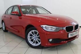 2014 64 BMW 3 SERIES 2.0 320D EFFICIENTDYNAMICS BUSINESS 4DR 161 BHP DIESEL