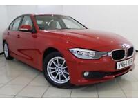 2014 64 BMW 3 SERIES 2.0 320D EFFICIENTDYNAMICS BUSINESS 4DR 161 BHP DIESEL