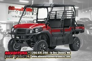 2018 Kawasaki Mule Pro-FXT EPS LE - Only $66 Weekly oac*