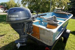 Boat, Motor and Trailer Kawartha Lakes Peterborough Area image 8