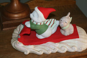 Vintage Ceramics- Christmas- See photos  NEW PRICES