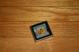 8gb ipod nano 6th generation