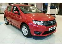 2016 66 Dacia Sandero 1.5dCi Laureate 5 DOOR DIESEL MANUAL
