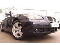 2007 07 BMW 5 SERIES 3.0 530D SE 4D 228 BHP DIESEL