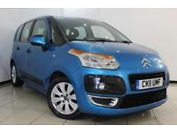 2011 11 CITROEN C3 PICASSO 1.6 PICASSO VTR PLUS HDI 5DR 90 BHP DIESEL