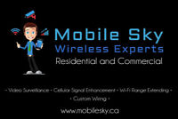 Home & Business Security Camera Installations | Mobile Viewing