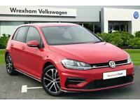 2018 Volkswagen Golf 1.5 TSI R-Line EVO 150PS DSG 5D Auto Hatchback Petrol Autom