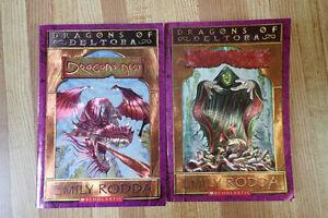 Dragons of Deltora Books 1 & 2 by Emily Rodda