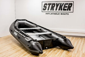"""NEW--Stryker Blacked Out 380 (12 '5"""")"""