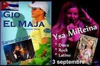 Duo Latino pour vos partys/restos ou bars