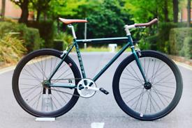 Free to Customise Single speed bike road bike TRACK bikeddfgccdd