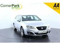 2010 SEAT EXEO SE TECH CR TDI ESTATE DIESEL