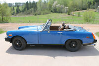 1977 MG Midget - Convertible