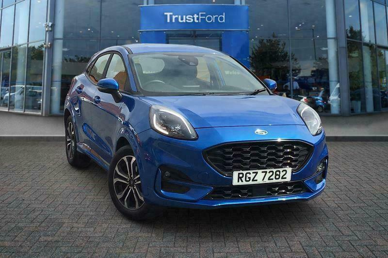 2020 Ford Puma 1.0 EcoBoost ST-Line 5dr ** Low miles mint condition . First to s