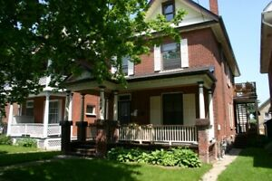 3 bedroom apartment on 2nd & 3rd floor of duplex on George St N