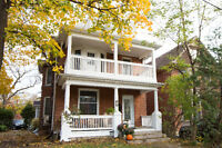 41 Main Street! Upper Beaches 3 Bedroom! Completely Renovated!