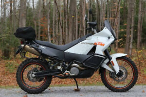 2009 KTM 990 Adventure for sale   24,000 km  mature owner