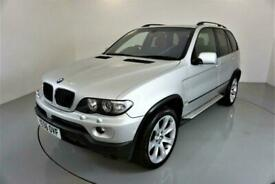 image for 2006 BMW X5 3.0 D SPORT 5d AUTO 215 BHP-2 OWNER CAR-LOW MILEAGE EXAMPLE-SUNROOF-