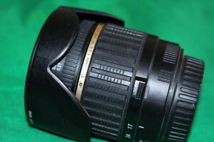 like new Tamron AF 17- 50mm2.8 non VC lens for canon EFs
