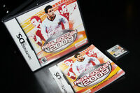 NINTENDO DS+2DS+3DS-REAL SOCCER 2009 (1 TO 4 MULTIPLAYERS)