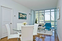 North york center 2 br 2 wr 2 year new condo for sale