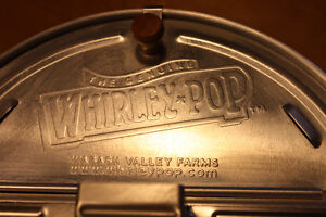Wabash Valley Farms Stainless Steel Whirley-Pop London Ontario image 2